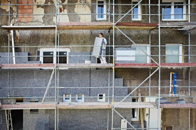 projekt energetske obnove zgrade